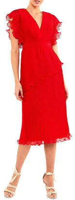Talulah Starstruck Midi Dress