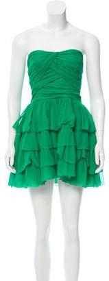 Diane von Furstenberg Brighton Silk Dress
