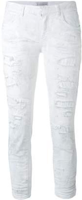 Faith Connexion cropped jeans