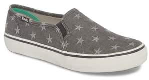 Keds R) Double Decker Baja Stripe Slip-On Sneaker