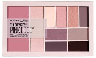 Maybelline The City Kits All-in-One Eye & Cheek Palette Pink Edge- 0.42oz