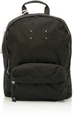 Maison Margiela Zip-Detailed Shell Backpack