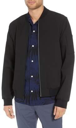 Vince Regular Fit Bomber Jacket