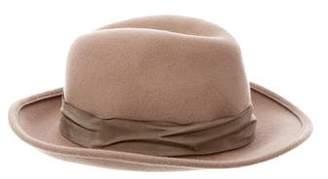 Tory Burch Wool Fedora Hat