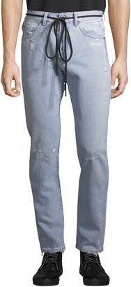 Off-White Men's Tapered Jeans