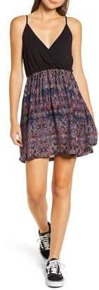Roxy Floral Offering Minidress