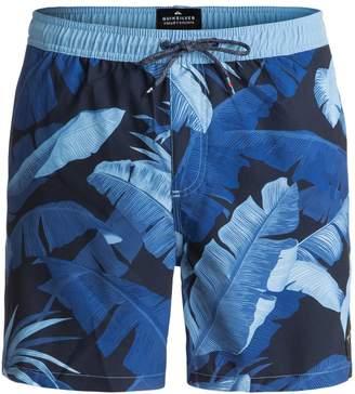 Quiksilver Men's Island Time 17 Beach Shorts
