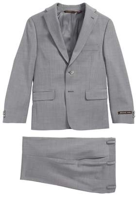 Michael Kors Stretch Wool Suit