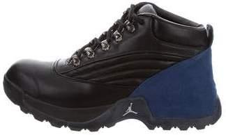 Nike Jordan High-Top Sneaker Boots
