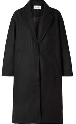 Etoile Isabel Marant Cody Wool-blend Coat - Black