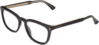 Gucci Men's Gg0126o-30001534006 55Mm Optical Frames