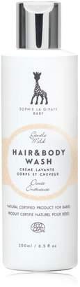 Baby Essentials Sophie La Girafe Baby Hair and Body Wash 200ml
