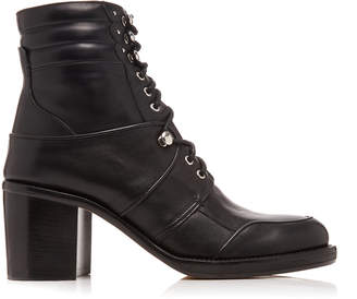 Tabitha Simmons Leo Leather Ankle Boots