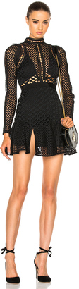 self-portrait Hall Mini Dress $475 thestylecure.com