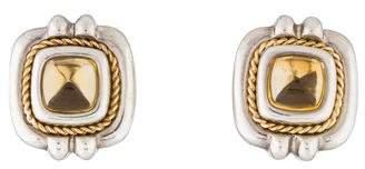Tiffany & Co. Citrine Clip-On Earrings