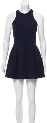 Alexander Wang Sleeveless Pleated Dress