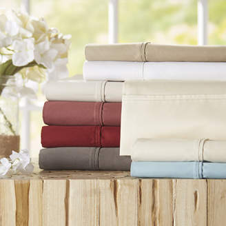 Co The Twillery Twain Luxury 1000 Thread Count Egyptian Quality Cotton Sheet Set