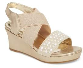 Kenneth Cole New York Reed Glimmer Wedge Sandal