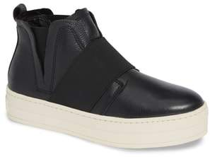 J/Slides Holland High Top Platform Sneaker