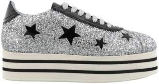 Chiara Ferragni Stars Platform Sneakers