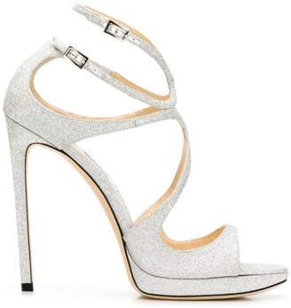 Jimmy Choo Lance 120 sandals