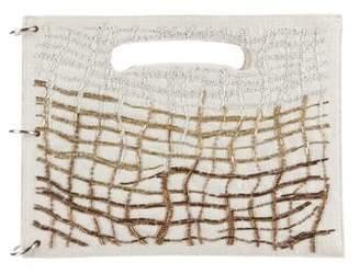Bottega Veneta Intrecciato The Millenium Clutch