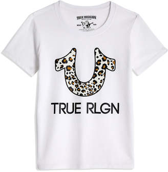 True Religion LEOPARD U TEE