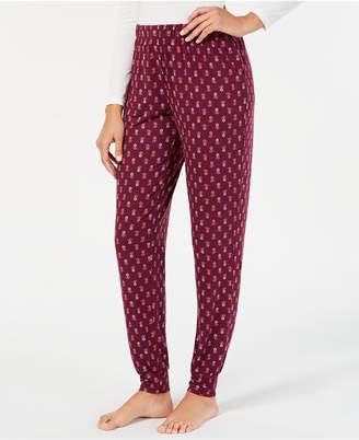 Charter Club Printed Pajama Jogger Pants, Created for Macy's