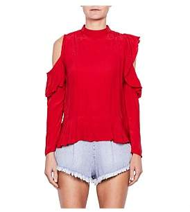 MLM Dylan Ruffle Top
