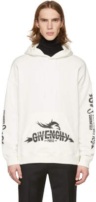 Givenchy Off-White Taurus Hoodie