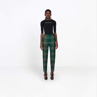 Balenciaga 3 lengths multistyling straight pants