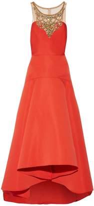 Marchesa 3/4 length dresses