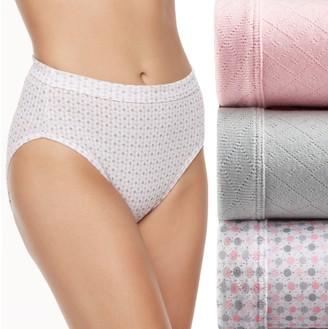 Jockey Elance Breathe 3-pack French Cut Panties 1541