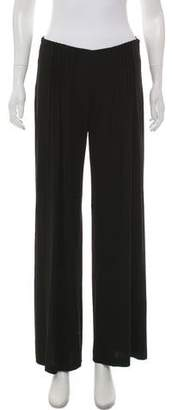 Fendi Low-Rise Wide-Leg Pants