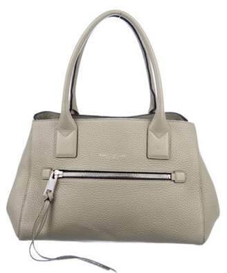 Marc Jacobs Leather Gotham Tote Grey Leather Gotham Tote