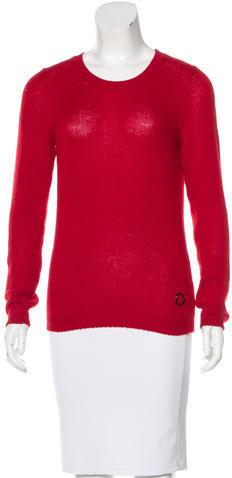 MonclerMoncler Cashmere Crew Neck Sweater