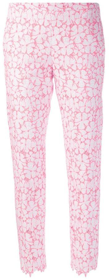 MSGM lace trouser