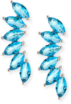 Fallon Marquis Wing Climber Earrings