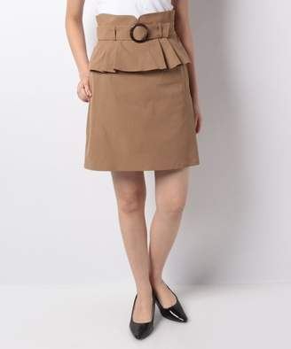 CECIL McBEE (セシル マクビー) - セシルマクビー ベルト付きタイトスカート