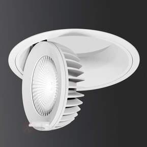 Herausschwenkbarer LED-Einbaustrahler Disque