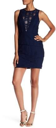 Julia Jordan Tiered Lace Dress $178 thestylecure.com