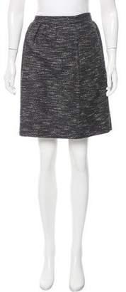 Magaschoni Knee-Length A-Line Skirt