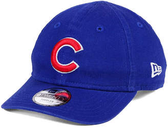 official photos 3bcad 93d0a New Era Boys  Chicago Cubs Jr On-Field Replica 9TWENTY Cap