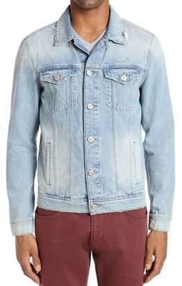 Mavi Jeans Frank Denim Trucker Jacket
