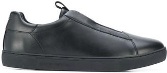 Emporio Armani slip-on sneakers