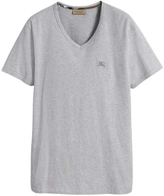 Burberry cotton jersey T-shirt