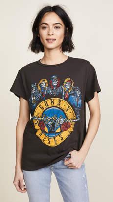 N. MADEWORN ROCK Guns N' Roses Tee
