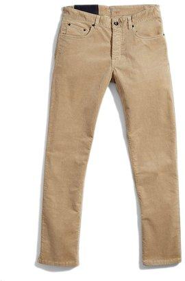 JackThreads Slim Corduroy Pant $59 thestylecure.com