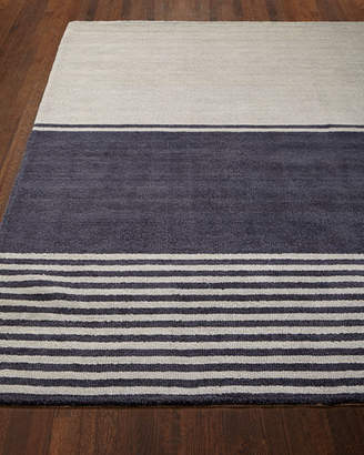"""Tundra Stripe Rug, 5'3"""" x 7'5"""""""