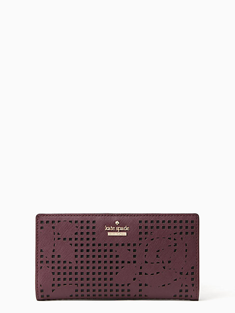 Cameron street perforated stacy